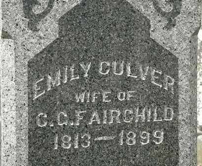 FAIRCHILD, C.C. - Lorain County, Ohio | C.C. FAIRCHILD - Ohio Gravestone Photos