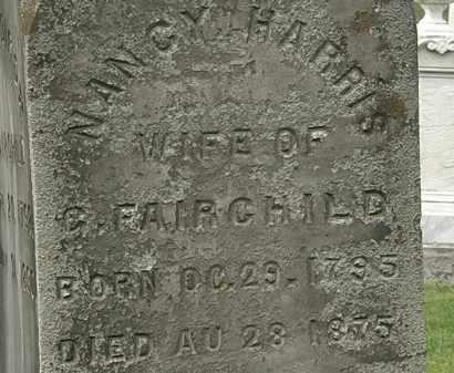 FAIRCHILD, G. - Lorain County, Ohio | G. FAIRCHILD - Ohio Gravestone Photos