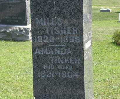 FISHER, AMANDA - Lorain County, Ohio | AMANDA FISHER - Ohio Gravestone Photos