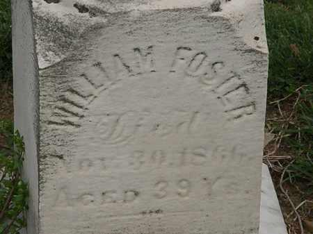 FOSTER, WILLIAM - Lorain County, Ohio | WILLIAM FOSTER - Ohio Gravestone Photos