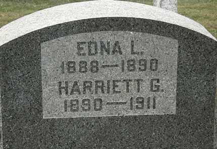 FREEMAN, EDNA L. - Lorain County, Ohio   EDNA L. FREEMAN - Ohio Gravestone Photos