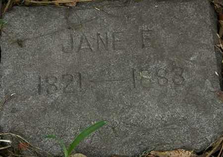 GARRETT, JANE E. - Lorain County, Ohio | JANE E. GARRETT - Ohio Gravestone Photos