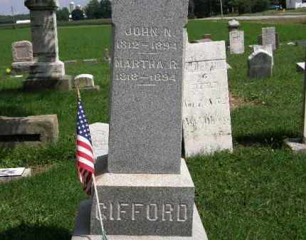 GIFFORD, JOHN N. - Lorain County, Ohio | JOHN N. GIFFORD - Ohio Gravestone Photos