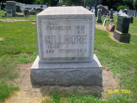 GILLMORE, ANN - Lorain County, Ohio | ANN GILLMORE - Ohio Gravestone Photos