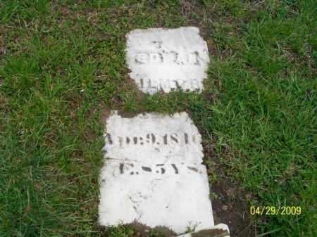 GILMORE, EDMAN - Lorain County, Ohio | EDMAN GILMORE - Ohio Gravestone Photos