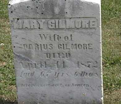 GILMORE, MARY - Lorain County, Ohio | MARY GILMORE - Ohio Gravestone Photos