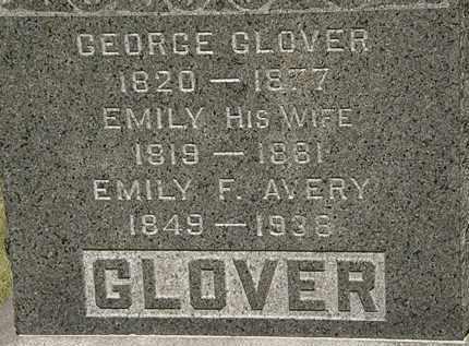 AVERY, EMILY F. - Lorain County, Ohio | EMILY F. AVERY - Ohio Gravestone Photos