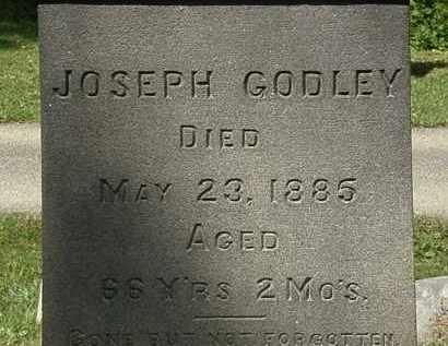 GODLEY, JOSEPH - Lorain County, Ohio | JOSEPH GODLEY - Ohio Gravestone Photos