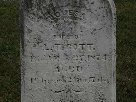 GOTT, LOUESA - Lorain County, Ohio | LOUESA GOTT - Ohio Gravestone Photos