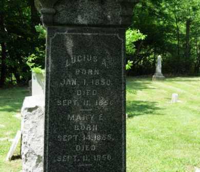 GOTT, MARY E. - Lorain County, Ohio | MARY E. GOTT - Ohio Gravestone Photos