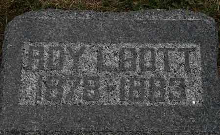 GOTT, ROY L. - Lorain County, Ohio | ROY L. GOTT - Ohio Gravestone Photos