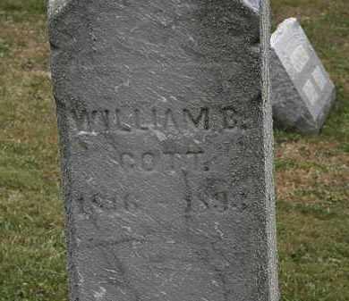 GOTT, WILLIAM B. - Lorain County, Ohio   WILLIAM B. GOTT - Ohio Gravestone Photos