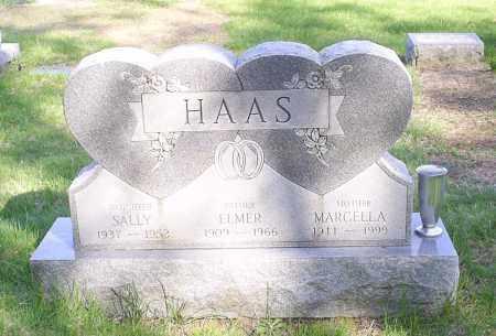 HAAS, MARCELLA - Lorain County, Ohio | MARCELLA HAAS - Ohio Gravestone Photos