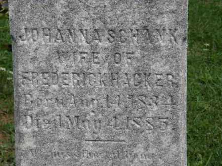 HACKER, FREDERICK - Lorain County, Ohio | FREDERICK HACKER - Ohio Gravestone Photos