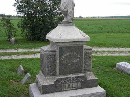 HALL, FANNY C. - Lorain County, Ohio | FANNY C. HALL - Ohio Gravestone Photos