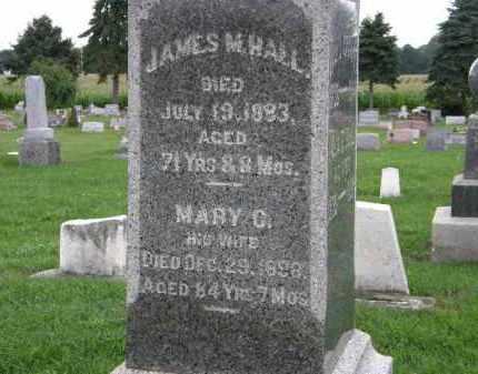HALL, MARY O. - Lorain County, Ohio | MARY O. HALL - Ohio Gravestone Photos