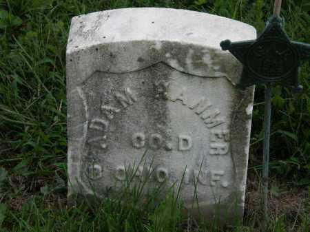 HANMER, ADAM - Lorain County, Ohio | ADAM HANMER - Ohio Gravestone Photos