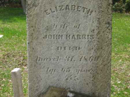 HARRIS, JOHN - Lorain County, Ohio | JOHN HARRIS - Ohio Gravestone Photos