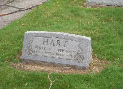 HART, BERTHA N. - Lorain County, Ohio | BERTHA N. HART - Ohio Gravestone Photos