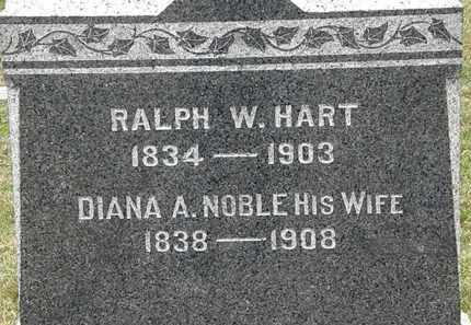 NOBLE HART, DIANA A. - Lorain County, Ohio | DIANA A. NOBLE HART - Ohio Gravestone Photos