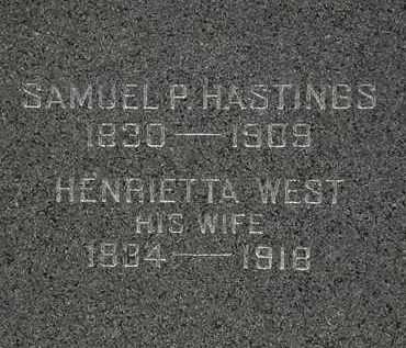 HASTINGS, HENRIETTA - Lorain County, Ohio | HENRIETTA HASTINGS - Ohio Gravestone Photos