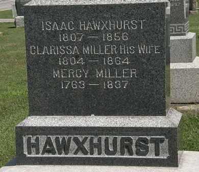 HAWKXHURST, CLARISSA - Lorain County, Ohio | CLARISSA HAWKXHURST - Ohio Gravestone Photos