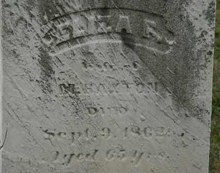 HAXTON, ELIZA R. - Lorain County, Ohio   ELIZA R. HAXTON - Ohio Gravestone Photos
