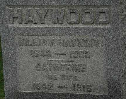 HAYWOOD, CATHERINE - Lorain County, Ohio   CATHERINE HAYWOOD - Ohio Gravestone Photos
