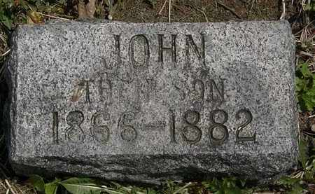 HENNING, JOHN - Lorain County, Ohio   JOHN HENNING - Ohio Gravestone Photos