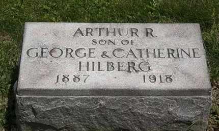 HILBERG, ARTHUR R. - Lorain County, Ohio | ARTHUR R. HILBERG - Ohio Gravestone Photos