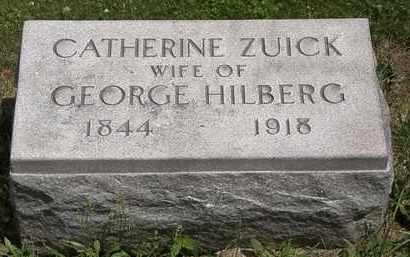 HILBERG, CATHERINE - Lorain County, Ohio | CATHERINE HILBERG - Ohio Gravestone Photos