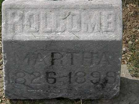 HOLCOMB, MARTHA - Lorain County, Ohio | MARTHA HOLCOMB - Ohio Gravestone Photos