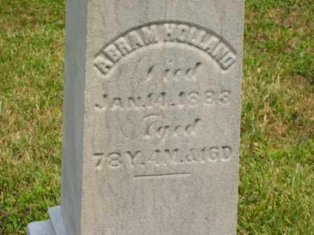 HOLLAND, ABRAM - Lorain County, Ohio   ABRAM HOLLAND - Ohio Gravestone Photos
