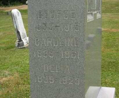 HOLLAND, CAROLINE - Lorain County, Ohio   CAROLINE HOLLAND - Ohio Gravestone Photos