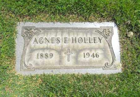 HOLLEY, AGNES - Lorain County, Ohio | AGNES HOLLEY - Ohio Gravestone Photos