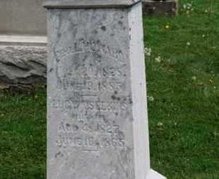 SEEKINS HOWARD, LUCY A. - Lorain County, Ohio | LUCY A. SEEKINS HOWARD - Ohio Gravestone Photos