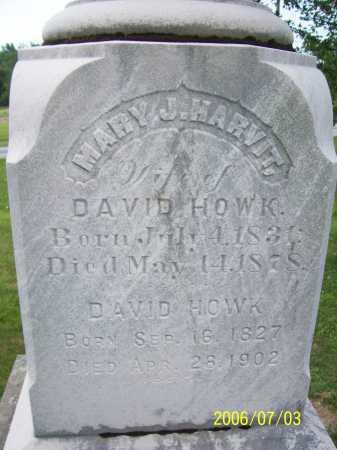 HOWK, MARY - Lorain County, Ohio   MARY HOWK - Ohio Gravestone Photos