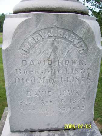 HARVIT HOWK, MARY - Lorain County, Ohio | MARY HARVIT HOWK - Ohio Gravestone Photos