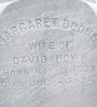 BOONE HOWK, MARGARET - Lorain County, Ohio   MARGARET BOONE HOWK - Ohio Gravestone Photos
