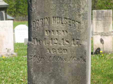 HULBERT, ORRIN - Lorain County, Ohio | ORRIN HULBERT - Ohio Gravestone Photos