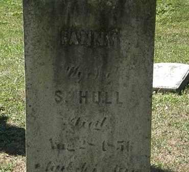 HULL, S. - Lorain County, Ohio | S. HULL - Ohio Gravestone Photos
