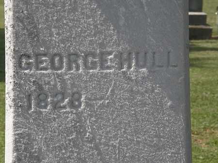 HULL, GEORGE - Lorain County, Ohio | GEORGE HULL - Ohio Gravestone Photos