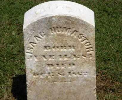 HUMASTON, ASAAC - Lorain County, Ohio | ASAAC HUMASTON - Ohio Gravestone Photos