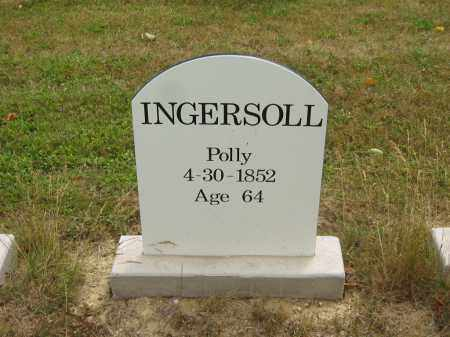 INGERSOLL, POLLY - Lorain County, Ohio   POLLY INGERSOLL - Ohio Gravestone Photos