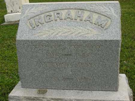 INGRAHAM, ARTEMISIA ABBEY - Lorain County, Ohio | ARTEMISIA ABBEY INGRAHAM - Ohio Gravestone Photos