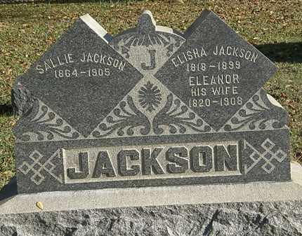 JACKSON, ELISHA - Lorain County, Ohio | ELISHA JACKSON - Ohio Gravestone Photos