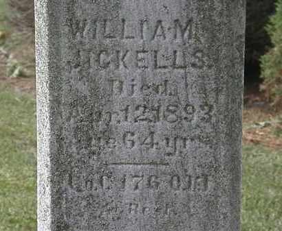 JICKELLS, WILLIAM - Lorain County, Ohio   WILLIAM JICKELLS - Ohio Gravestone Photos