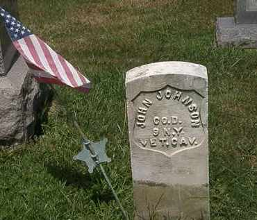 JOHNSON, JOHN - Lorain County, Ohio   JOHN JOHNSON - Ohio Gravestone Photos