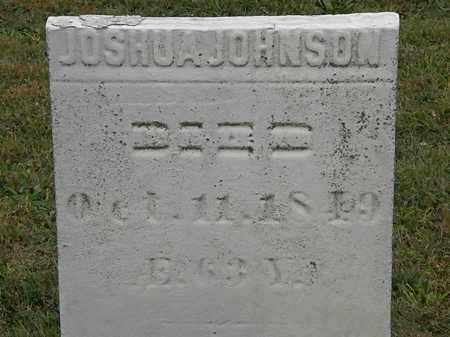 JOHNSON, JOSHUA - Lorain County, Ohio | JOSHUA JOHNSON - Ohio Gravestone Photos
