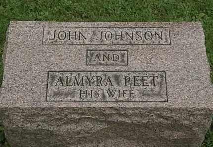 JOHNSON, ALMYRA - Lorain County, Ohio | ALMYRA JOHNSON - Ohio Gravestone Photos